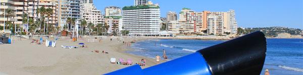 Apartamentos en playa de calpe para las vacaciones de verano en junio - Apartamentos playa baratos vacaciones ...